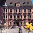 Rathaus zu Kaufbeuren im Allgäu
