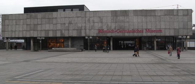 Das römisch germanische Museum